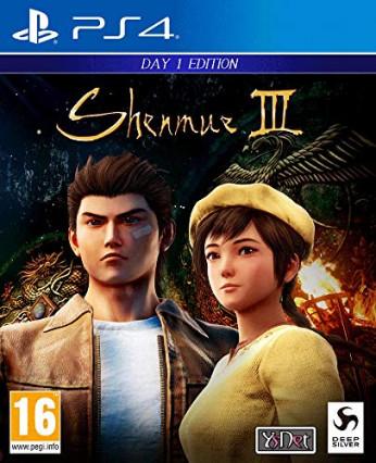 Shenmue III, le retour d'une légende