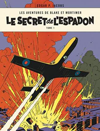 Blake & Mortimer, tome 1 : Le secret de l'Espadon