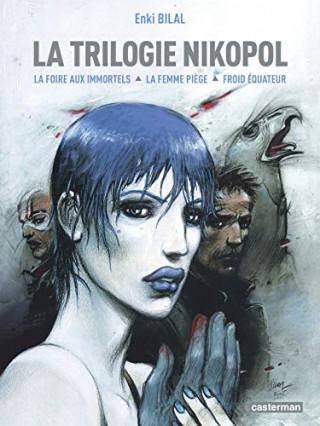 La trilogie Nikopol d'Enki Bilal