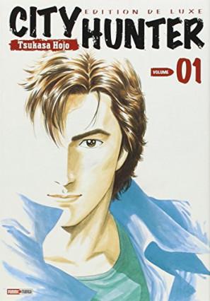 City Hunter, volume 1, de Tsukasa Hojo