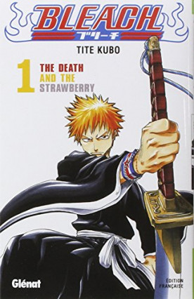 Bleach, tome 1 : The Death of the Strawberry
