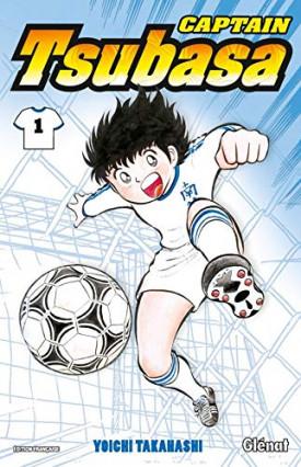 Captain Tsubasa, tome 1 : Tsubasa prend son envol !