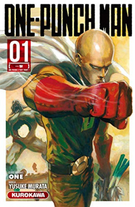 One-Punch Man, tome 1, de One