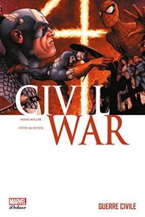 Civil War, tome 1, de Mark Millar