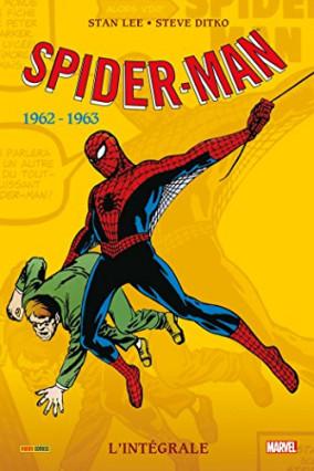 L'intégrale d'Amazing Spider-Man, tome 1, 1962-1963, par Stan Lee et Steve Ditko