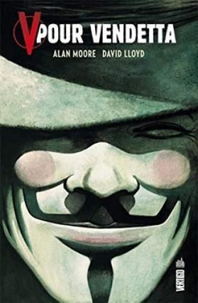 V pour Vendetta, d'Alan Moore