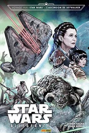 Star Wars - L'Ascension de Skywlaker : Allégeance