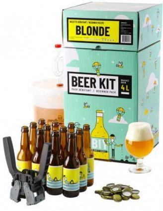 Le kit de brassage de bière artisanale Saveur Bière