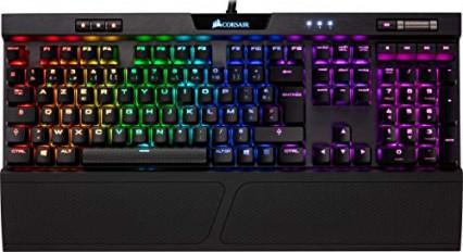 Clavier mécanique Corsair K70 RGB MK.2