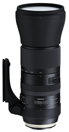 Le zoom Tamron SP 150-600 mm