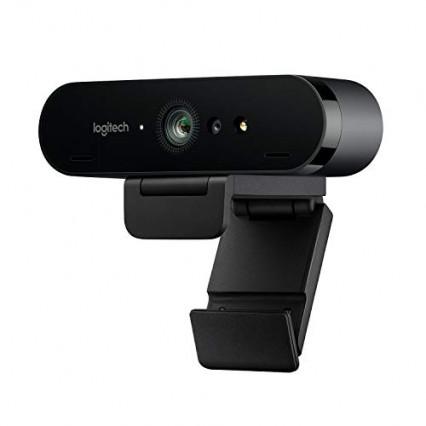 La webcam Logitech Brio Stream
