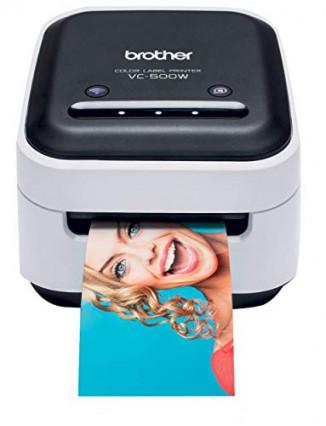 L'imprimante photo étiquette Brother VC 500WCR