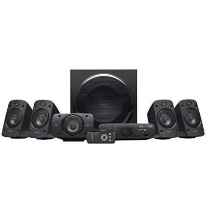 Le système de haut-parleurs 5.1 pour PC Logitech Z906