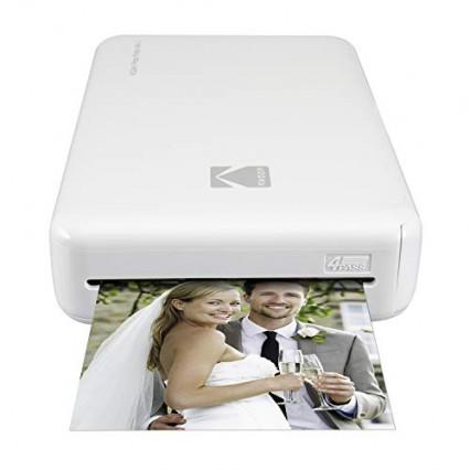 Une petite imprimante portable