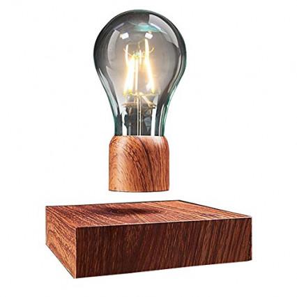 Une lampe qui lévite