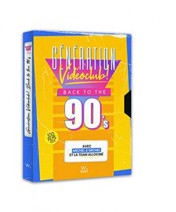Génération vidéoclub ! Back to the 90's, avec Michel et Michel d'AlloCiné