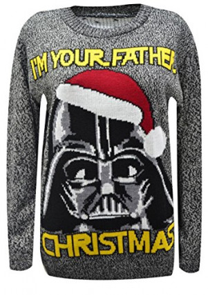Le pull version Star Wars