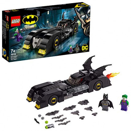 LEGO DC Comics Super Heroes : Batmobile, la poursuite du Joker