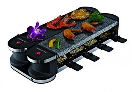 L'appareil à raclette pratique pour les grandes tablées