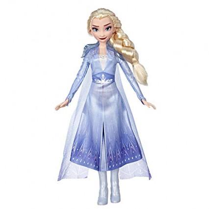 La poupée à l'effigie d'Elsa