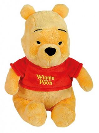 La peluche Winnie l'ourson
