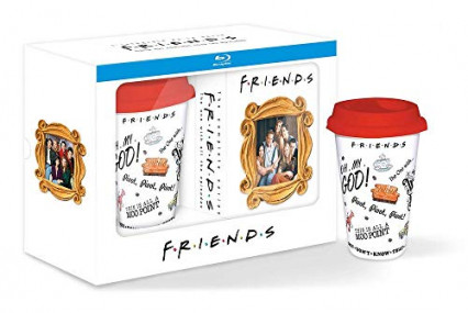 L'intégrale en Blu-ray de Friends, édition 25ème anniversaire