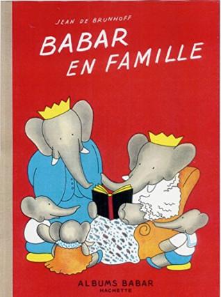 Babar par Jean de Brunhoff