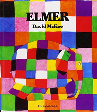 Elmer l'éléphant par David McKee