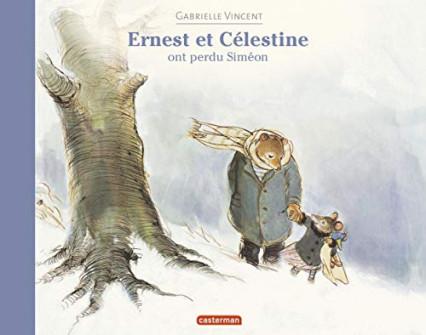 Ernest et Celestine par Gabrielle Vincent