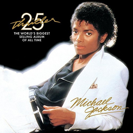 """Le vinyle """"Thriller"""" de Michael Jackson, pour aller avec la platine"""