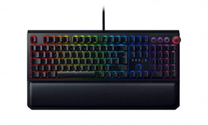 Le clavier gamer Razer Blackwidow Elite, pour le copain gamer, mais sur PC