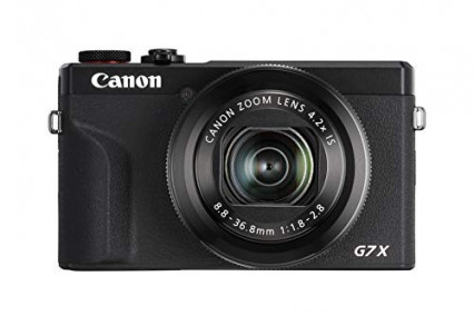 L'appareil photo Canon Powershot G7 X Mark III, pour le copain photographe.