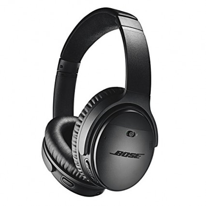 Le casque sans fil à réduction de bruit Bose QuietComfort 35 II, pour le copain technophile