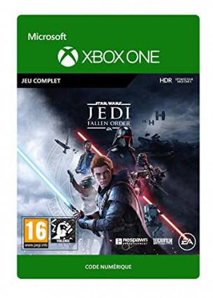 Le dernier jeu Star Wars Jedi : Fallen Order