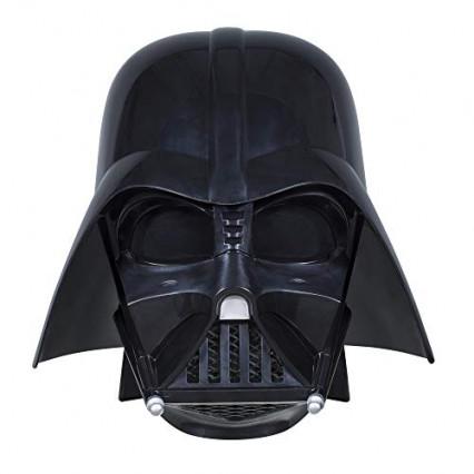 Le casque électronique  Star Wars Black Series : Dark Vador