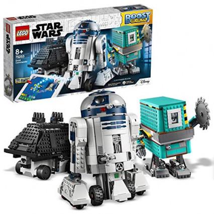 Le Boost Lego Commandant des Droïdes Star Wars