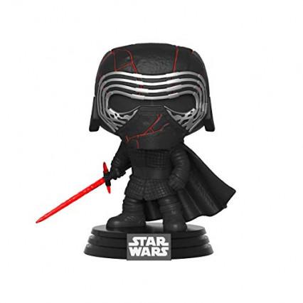 La figurine Funko Pop de Kylo Ren, alias Ben Solo