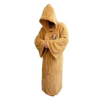 Le peignoir à capuche Star Wars, pour sortir de la salle de bain tel un Jedi