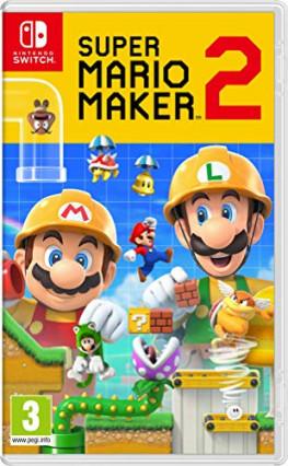 Super Mario Maker 2, le jeu pour les créateurs en herbe