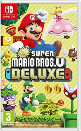 New Super Mario Bros. U Deluxe, pour s'amuser à plusieurs