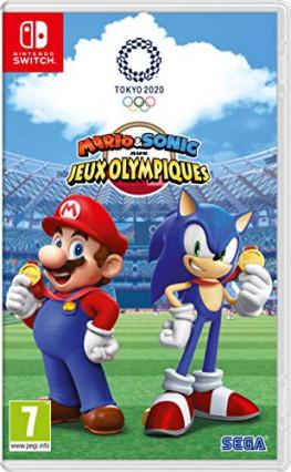 Mario et Sonic aux Jeux Olympiques de Tokyo 2020, les J.O. comme si vous y étiez
