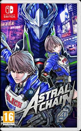 Astral Chain, un jeu d'action frénétique