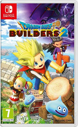 Dragon Quest Builders 2, pour donner libre cours à son imagination