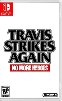 Travis Strikes Again : No More Heroes, l'aventure loufoque de Travis Touchdown