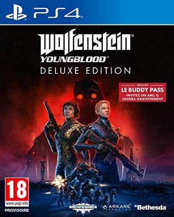 Wolfenstein Youngblood Deluxe Edition, jouer en coop contre les nazis