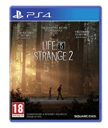 Life is Strange 2, la fuite de deux frères à travers les États-Unis
