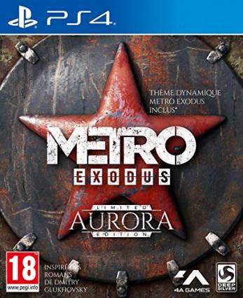 Metro Exodus, édition limitée Aurora