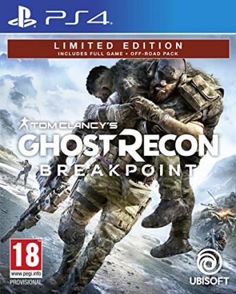 Ghost Recon : Breakpoint, perdu à Auroa