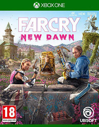 Far Cry New Dawn Édition Limitée