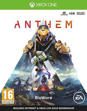 Anthem, le simulateur d'Iron Man